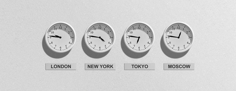 Calculando as horas trabalhadas em uma viagem a negócios -etrip
