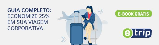 [eBook] Guia completo: economize 25% em sua viagem corporativa!
