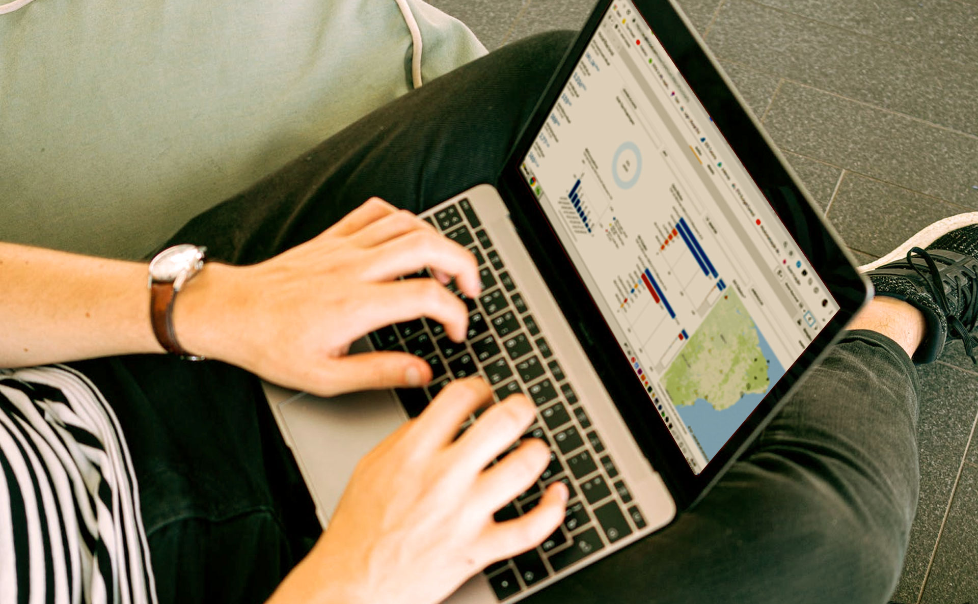 gestão de orçamento online