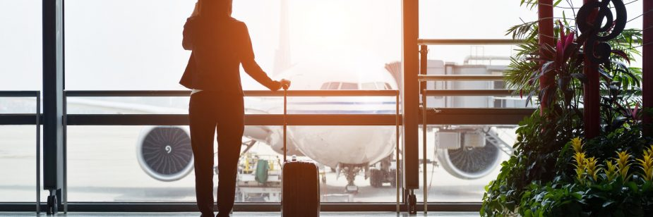 Retomada das viagens