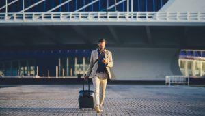aprovação de viagens de negócios